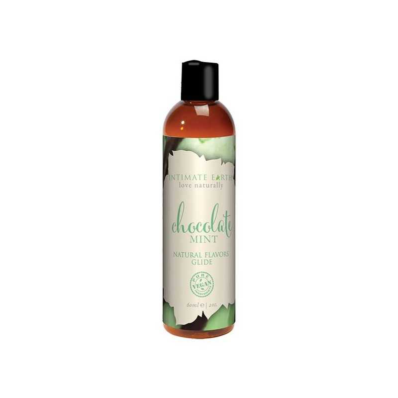 Lubrificante Chocolate com Menta (60 ml) Intimate Earth 06950