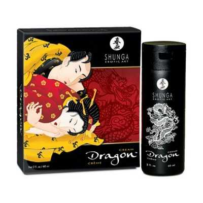 Sexual Vigour Cream Shunga 4958 (60 ml)