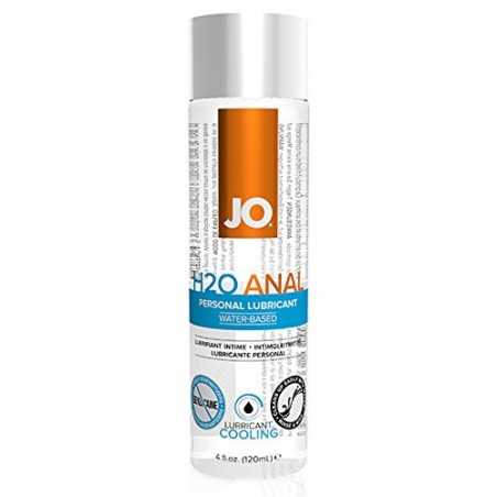 Lubrificante Anal H20 120 ml System Jo VDL40211