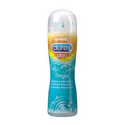 Lubrificante Play Tingle 50 ml Durex 1641