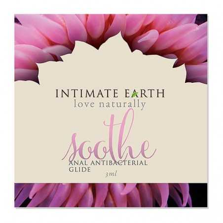 Lubrificante Anal Soothe Foil 3 ml Intimate Earth 6530