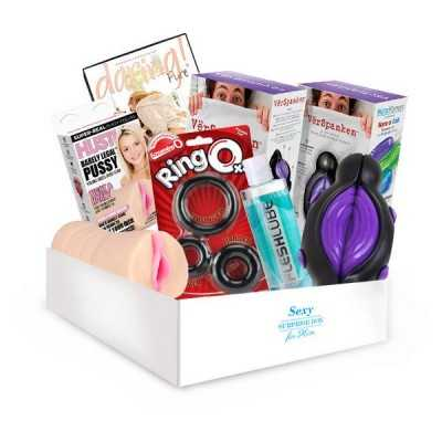 Surprise Sex Box - For Him SURPRISE! Gift Boxes 1704