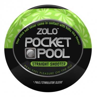 Pocket Pool Straight...