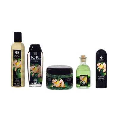 Garden of Edo Pleasure Kit Shunga 90025 (5 pcs)