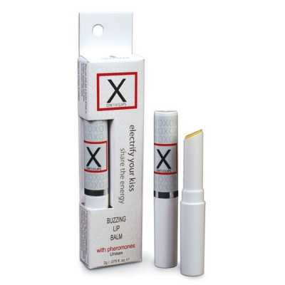 X On The Lips Pheromon-Lippenbalsam Sensuva Unk-4145