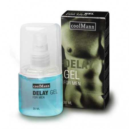 Gel de retard coolMann E21669-1
