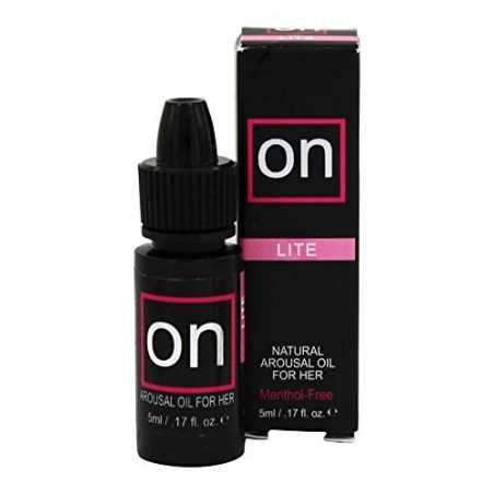 ON Arousal Oil for Her Lite 5 ml Sensuva 3275