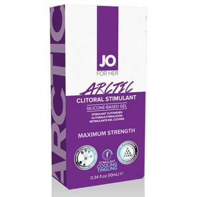 Clitoral Stimulant Warming Spicy 10 ml System Jo VDL40215