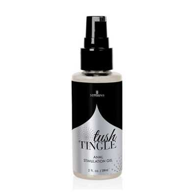 Tushy Tingle Anal Stimulation Gel 59 ml Sensuva 7587