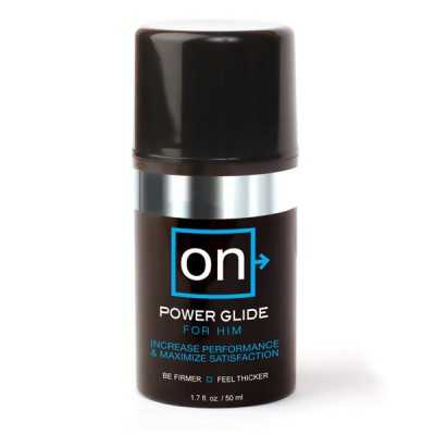ON Power Glide for Him Herrengleitmittel Sensuva E23994