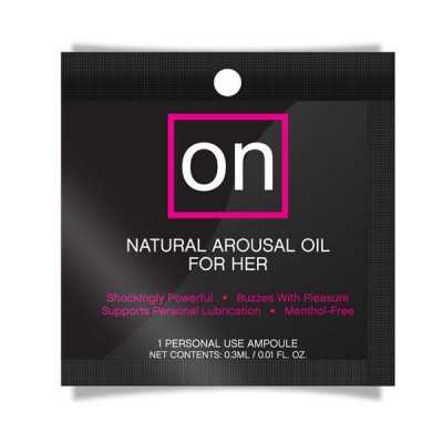 Stimulating Oil for Her Sensuva 03312 (0,3 ml)
