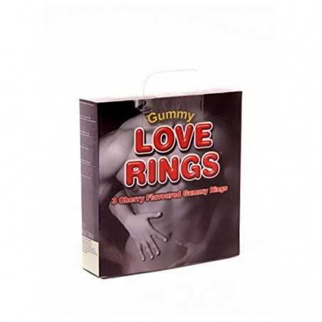 Candy Love Rings (3 Uds) Spencer & Fleetwood N10395