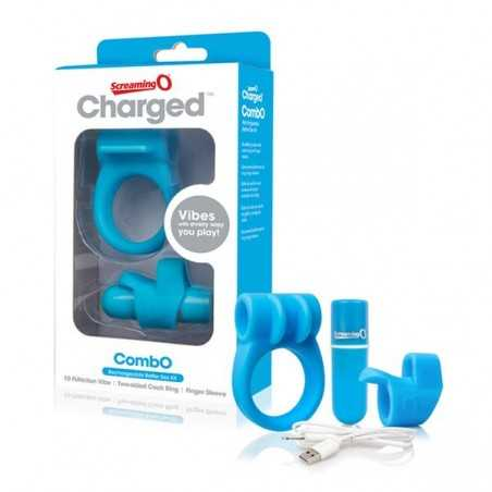 Charged CombO Kit 1 Blue The Screaming O 12686