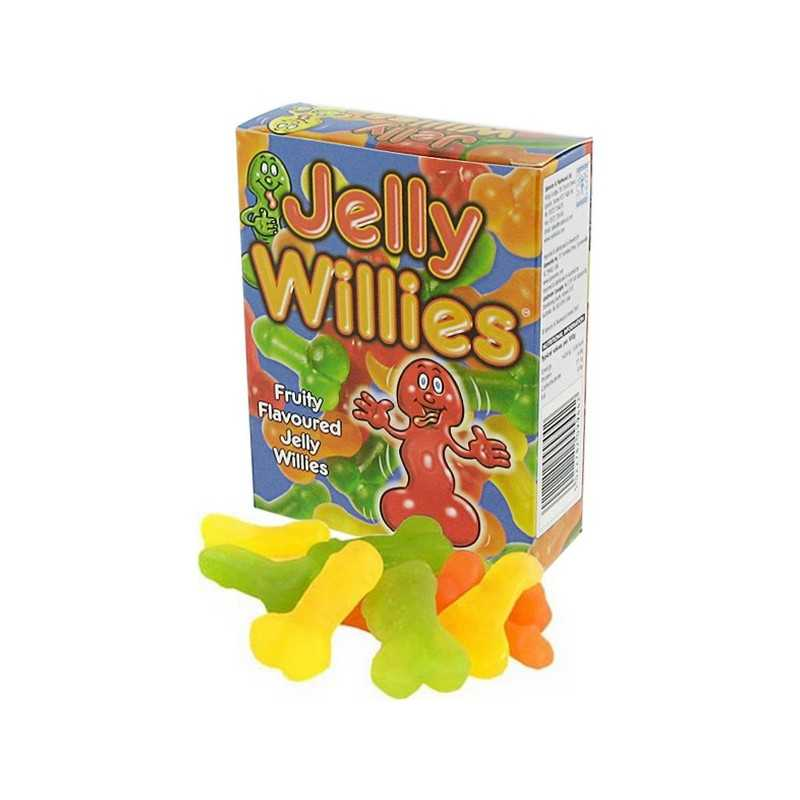 Jelly Willies Spencer & Fleetwood 9442