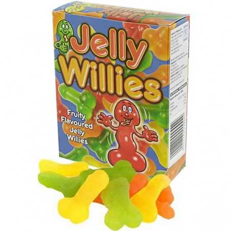 Gomas Pénis Jelly Willies Spencer & Fleetwood 9442
