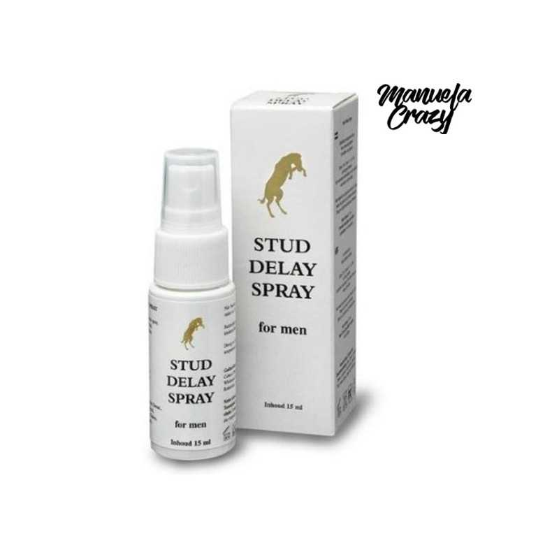 Stud Delay Spray Manuela Crazy 1397