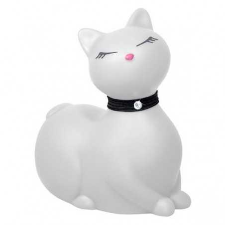 I Rub My Kitty White Big Teaze Toys E26330