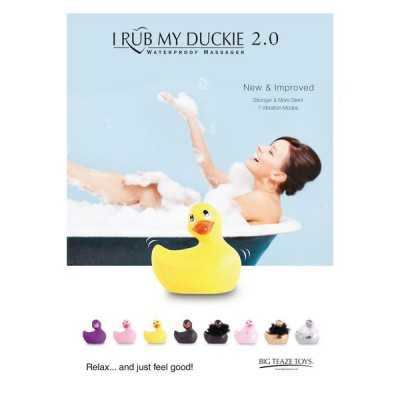 Paris Duck vibrator Big Teaze Toys