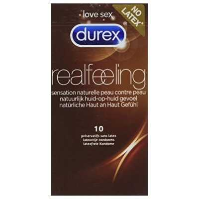 Real Feeling Condoms 10 pcs...