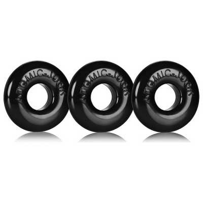 Ringer of Do-Nut 1 Cock Ring Oxballs (3 pcs)