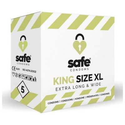 Preservativos King XL Safe
