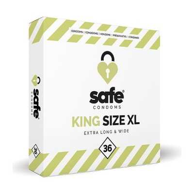 King XL Condoms Safe