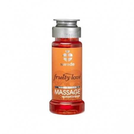 Massage Oil Fruity Love Apricot Swede