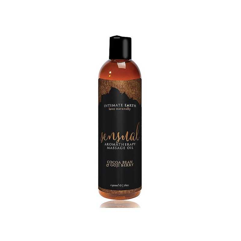 Massage Oil Sensual 240 ml Intimate Earth 6301