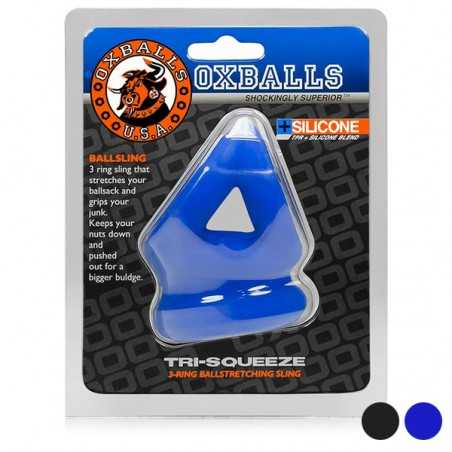 Tri-Squeeze Cock Ring Oxballs