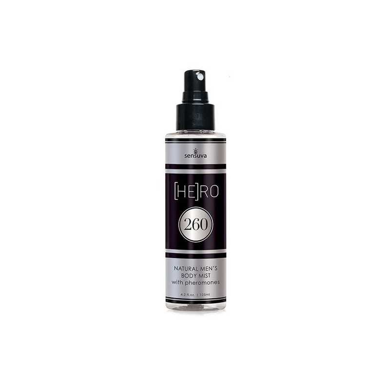 HE(RO) 260 Male Pheromone Body Mist 125 ml Sensuva 7570