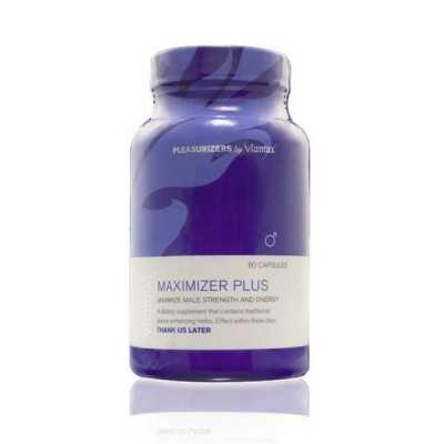 Maximizer Plus 60 Tabs...