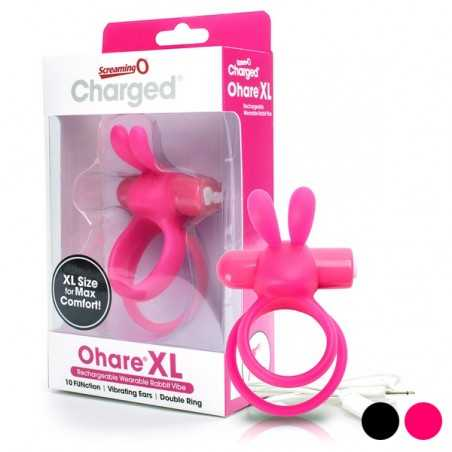 Ohare XL Cock Ring The Screaming O