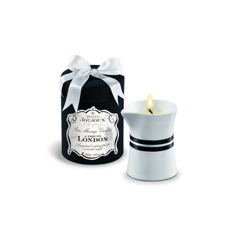 Massage Candle London Petits Joujoux