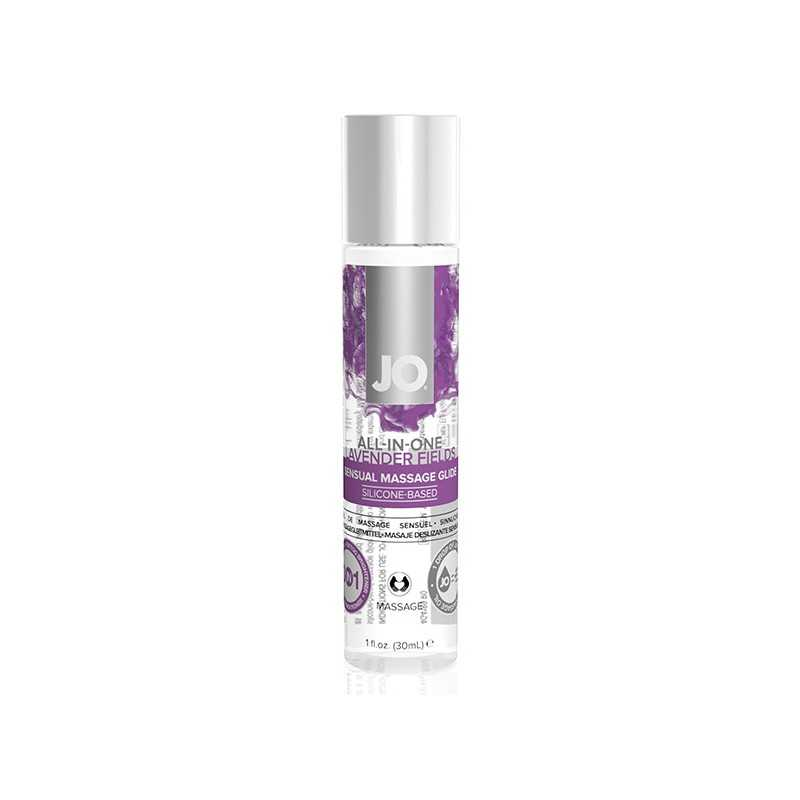 Massagegleitmittel Lavendel 30 ml System Jo SJ10146