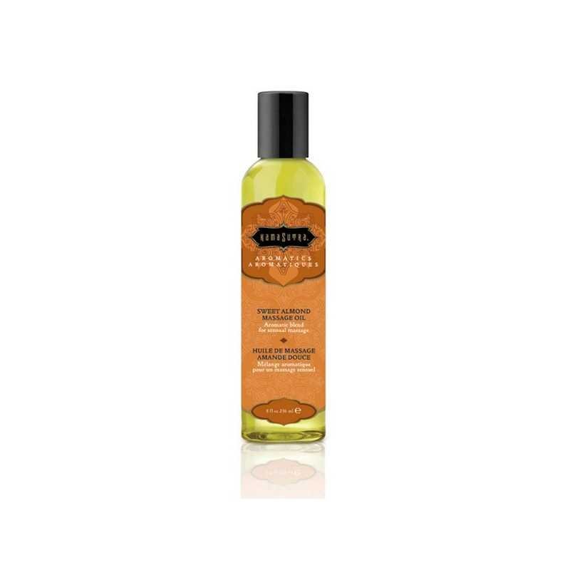 Aromatic Massage Oil Sweet Almond Kama Sutra 10021