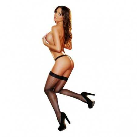 Stockings Fishnet Lapdance Black