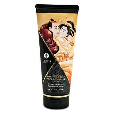 Massage Cream Almond 200 ml Shunga SH4112