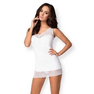 Babydoll Miamor Obsessive White