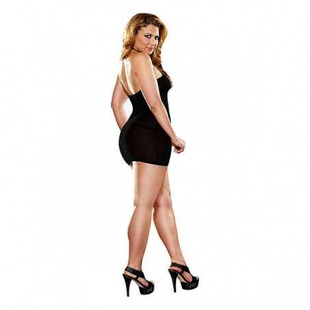 Dress Sexy Vip Lapdance Black