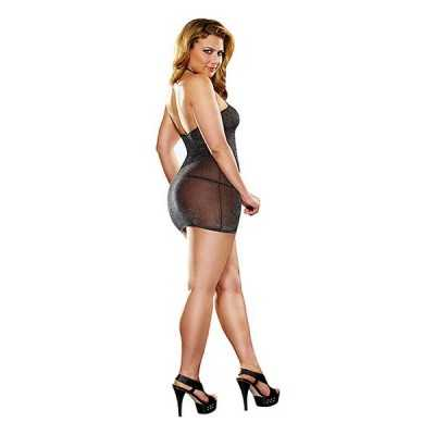 Dress Sexy Vip Lapdance Grey