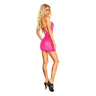 Dress Sexy Vip Lapdance Pink